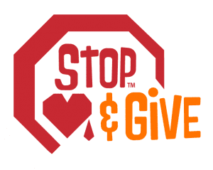 Stop and give blood